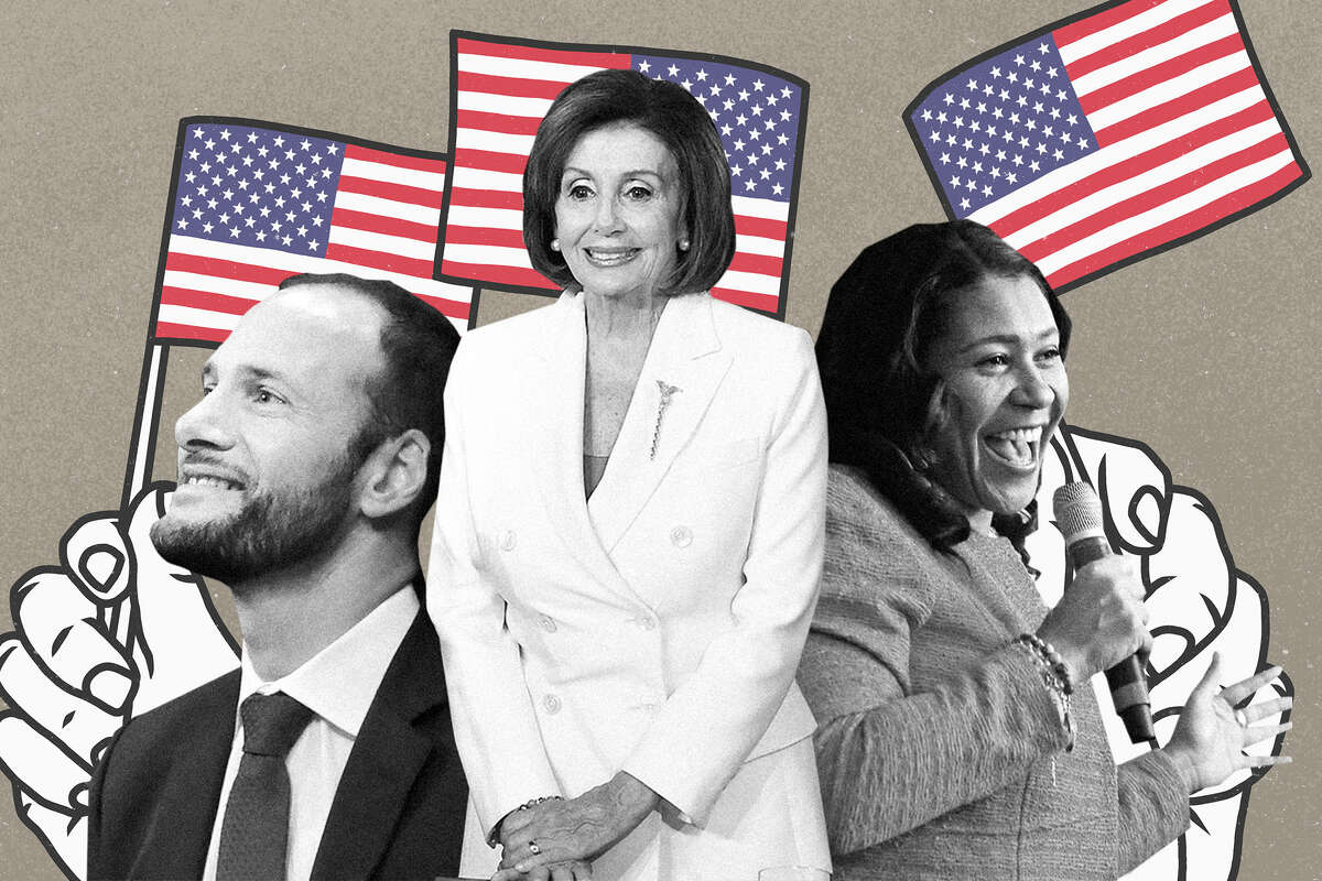 Click ahead to see who prominent Bay Area politicians are endorsing in the California Democratic presidential primary.