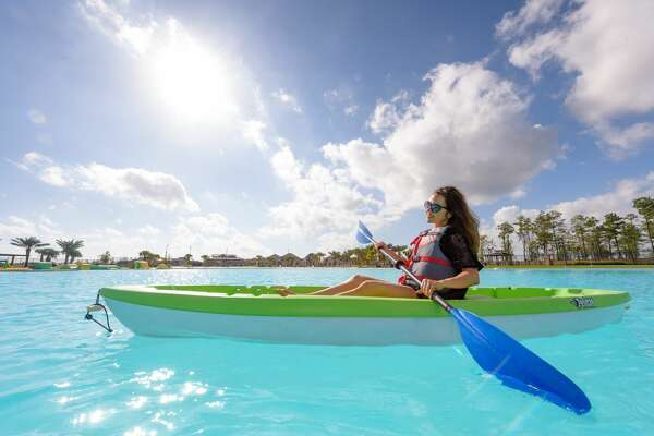 Summer Opening Imminent For Largest Crystal Clear Lagoon In Texas Houstonchronicle Com