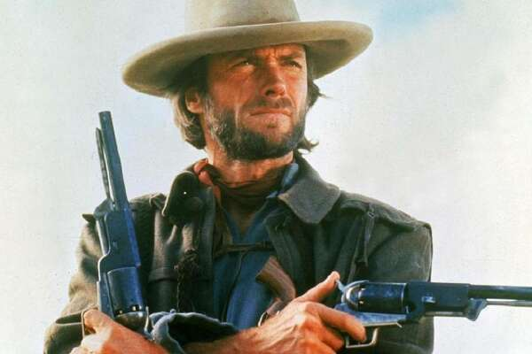 """100 best Westerns of all time With their stark set pieces like the one-street town set against an expansive horizon, Westerns offer clear dichotomies that are deceptively simple. These films fraught binaries between good and evil, men and women, and whites and """"others,"""" plotted within a wilderness and the desire to tame it. These films play with ideas around the personal moral code of their cowboy heroes that clash with the laws of civility. The western terrain begs for alternate codes untamed by the too-rigid morality of city folk. Stacker surveyed all Westerns classified as feature films and TV movies with more than10,000 user votes on IMDb. Films are ranked by IMDb user scores and ties were broken by the number of votes a film received. The musical score for the film that landed the #1 slot on this list came from Ennio Morricone, the Oscar-winning Italian composer who scored in excess of 500 films throughout his career and died July 6. The Western was the most-produced genre in the American film industry up to 1970. It allowed audiences a vision of the American imagination where its myths and legends could be viewed in clear, stark form. Westerns are always set in the """"frontier,"""" a space of rural landscapes untrammeled by civility, modernity, or worst of all, an eastern, city slicker mindset. Westerns often take place during the period of history before urbanization overtook a landscape thought of as """"untouched,"""" despite the Native American settlements already there. The genre often rewrites American history so the genocide of Native Americans comes across as rational and practical, as if it was a necessary battle that had to be won. Westerns are notoriously racist and sexist, but simplistically so, propping up racial """"others"""" as simple foes and women as the easy opposites of manly heroes. These films and TV movies explore heroes and antiheroes who are bolstered by their flaws as they wander, often alone, through realistic settings that depict highly stylized and"""