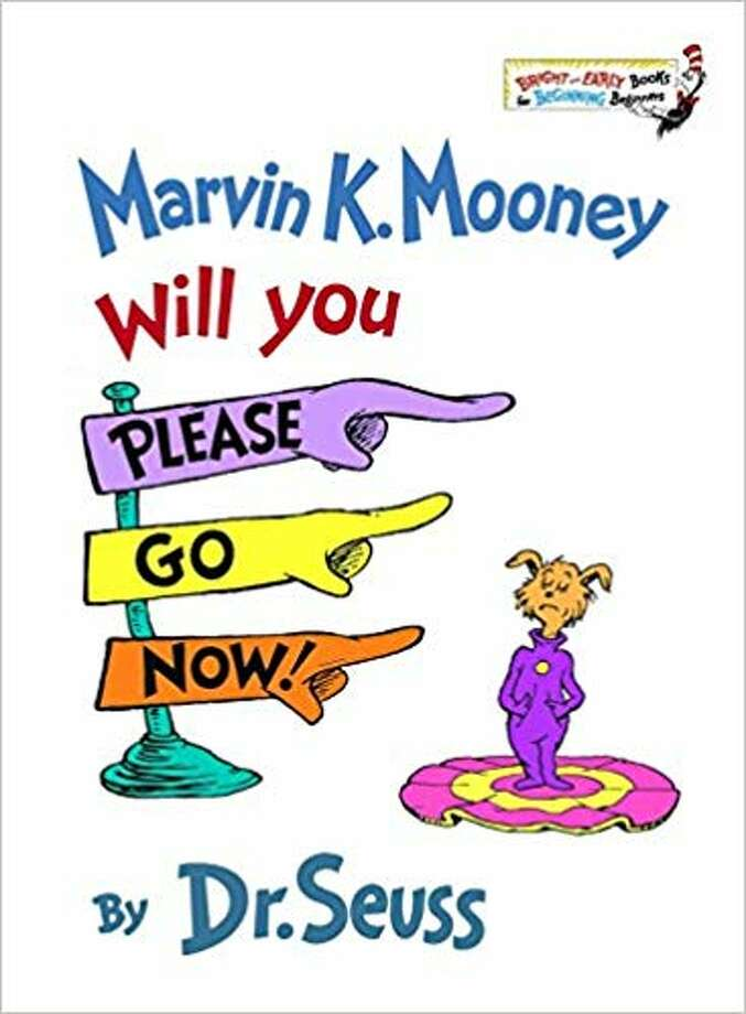 """To see the most popular library books from the Seattle Public Library, keep clicking. 20.""""Marvin K. Mooney Will You Please Go Now!"""" by Dr. Seuss Checkout count: 13,135 Photo: Amazon"""