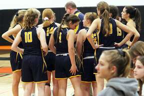 The Ubly girls basketball team improved to 18-1 on the season with a 58-32 home win over Bad Axe on Monday night.