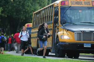 The Norwalk schools budget request could be reduced by $8 million if the Common Council approves a recommended spending cap on Tuesday.