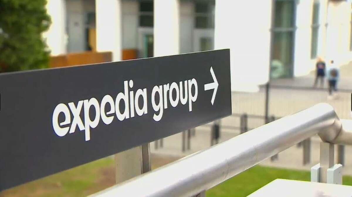 Expedia HQ.