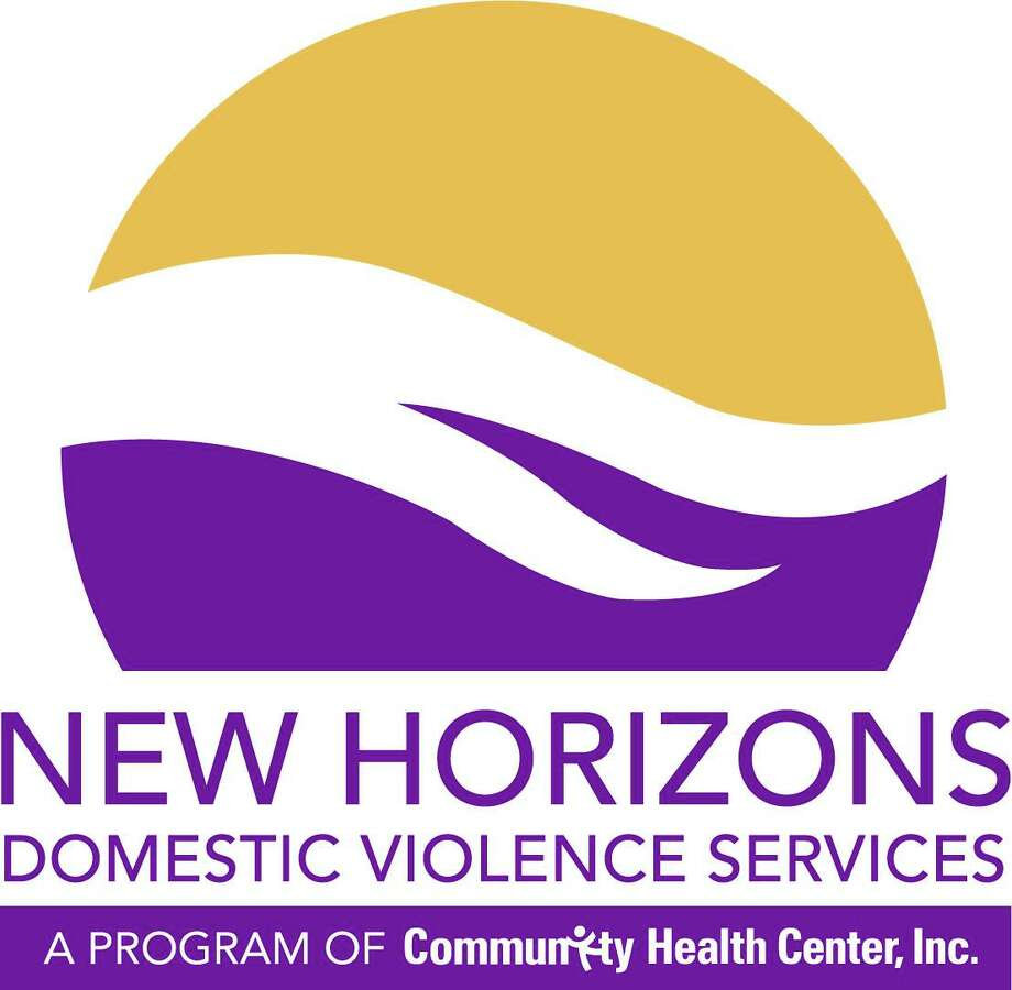 Middletown's New Horizons Domestic Violence Services has changed its logo to purple and yellow colors. Photo: Contributed Photo