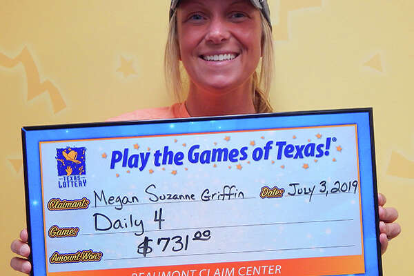 From the Texas border to the Hill Country, the following photos show Texas Lottery winners in 2019.