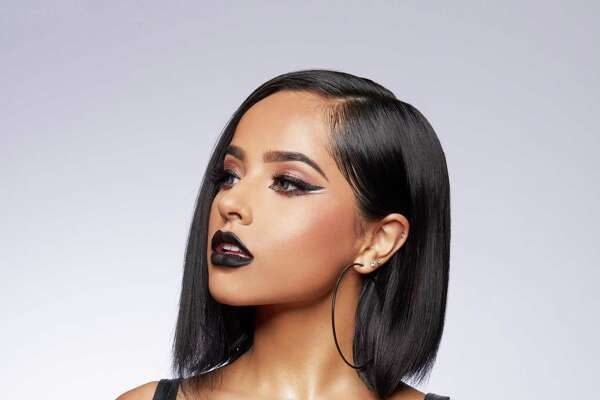 Singer and actress Becky G has found big success crossing over from English to Spanish-language music.