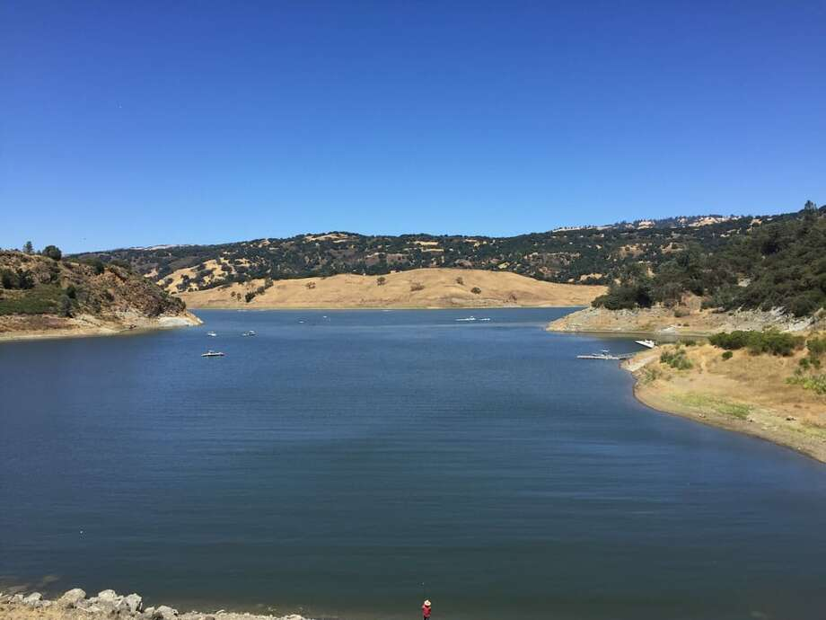 Federal authorities announced Monday the largest reservoir in Silicon Valley must be drained, saying an earthquake could rupture its earthen dam and send water into nearby communities, inundating an area stretching from the San Francisco Bay to Monterey, including much of Silicon Valley. Photo: Yelp / Rob. M