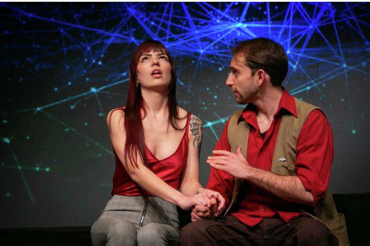 Constellations will be staged through March 7 at the TheatreWorks, 5 Brookside Avenue, New Milford. Tickets are $20-$25. For more information, visit theatreworks.us.