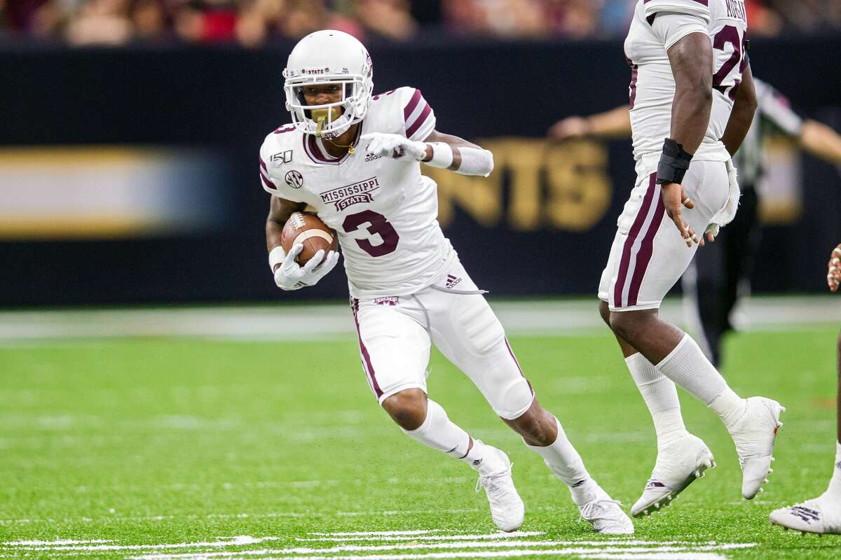 John McClain has Mississippi State cornerback Cameron Dantzler going to the Texans at No. 57 overall in this week's mock draft after projecting a pass rusher in that spot last week.