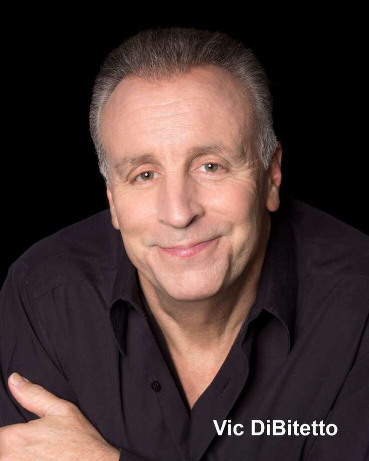 Vic DiBitetto will perform at the Ridgefield Playhouse on Feb. 28 and 29. Photo: Contributed / Contributed / Connecticut Post