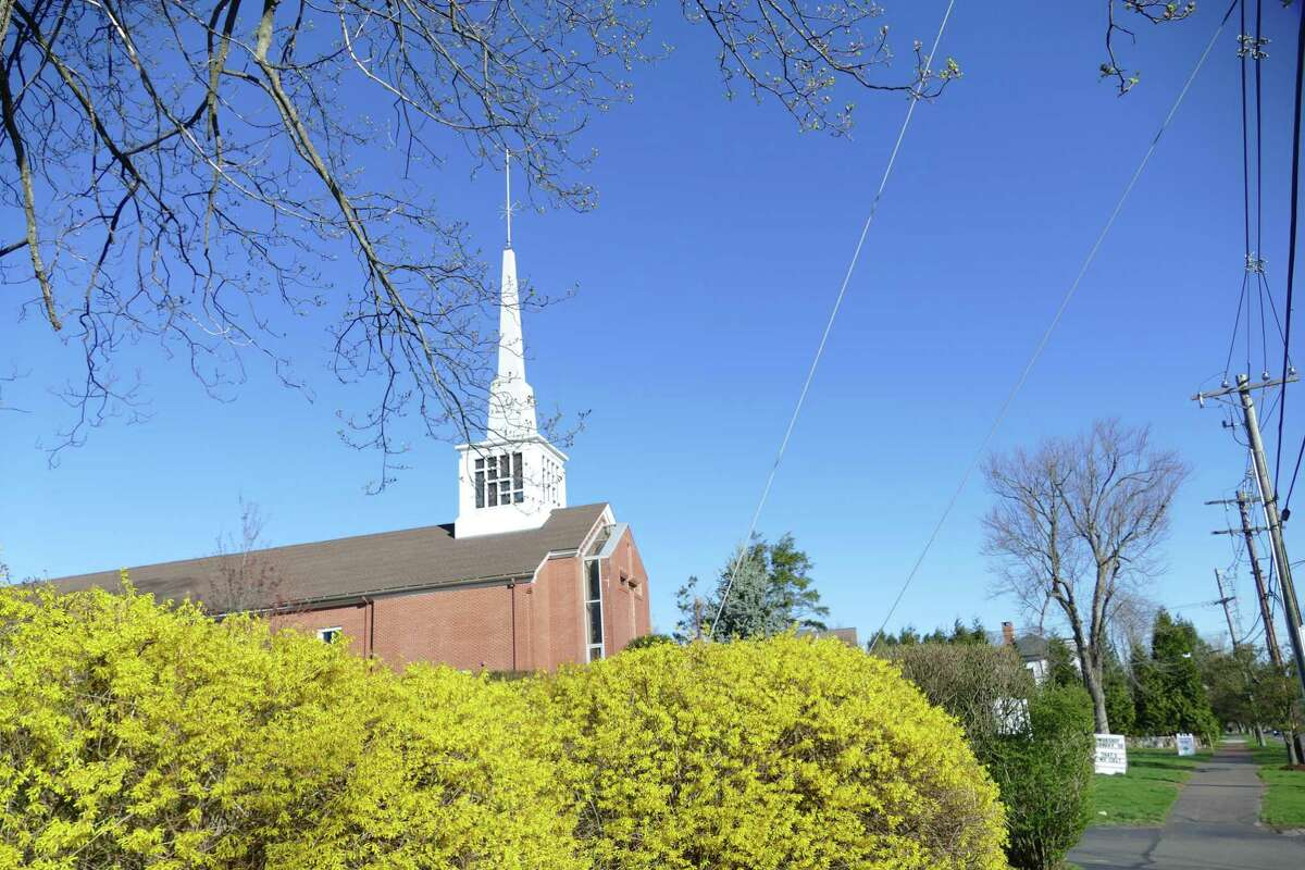 A bell ring with five churches in New Canaan took place on Friday, March 13, 2020. This included The United Methodist Church of New Canaan.