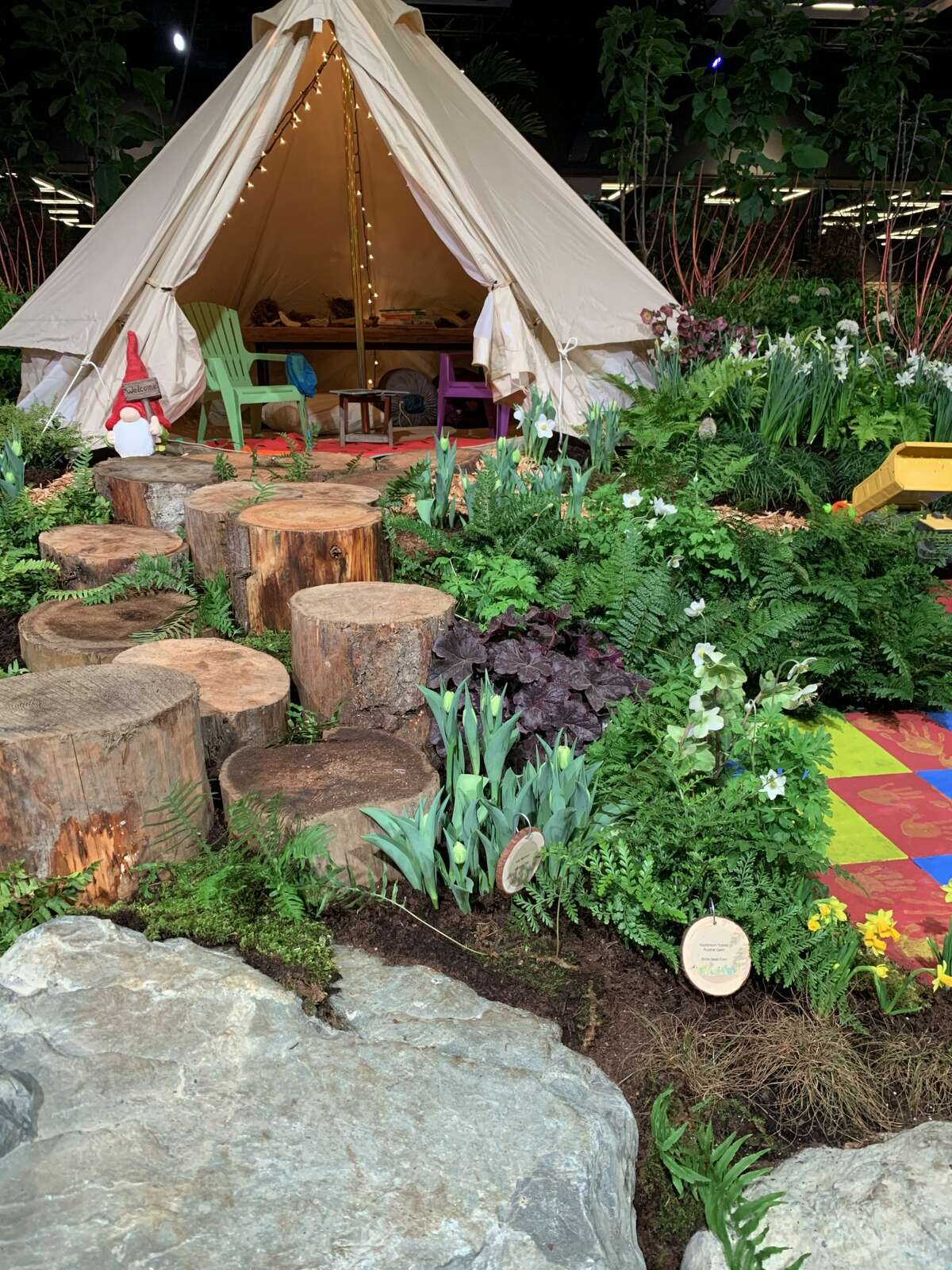The Northwest Flower and Garden Festival comes to Seattle Feb. 26 through March 1.