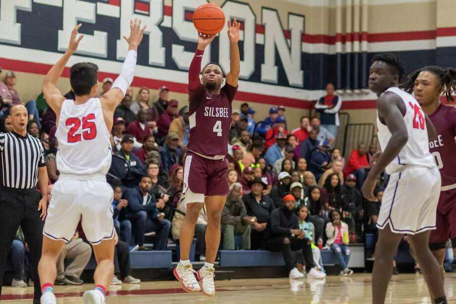 Silsbee traveled to Hardin-Jefferson in a battle for the  lead in the division on February 11, 2020.  Fran Ruchalski/The Enterprise Photo: Fran Ruchalski/The Enterprise / Fran Ruchalski/The Enterprise/ / 2019 The Beaumont Enterprise
