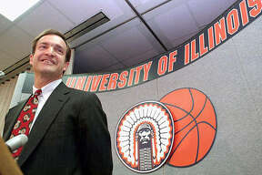 Lon Kruger was hired as Illinois' head coach in 1996. Kruger took over for the retired Lou Henson, who coached the Illini for 21 years. Counting his stopoff with the Atlanta Hawks after his time at Illinois, Kruger has moved smoothly through seven head coaching positions.