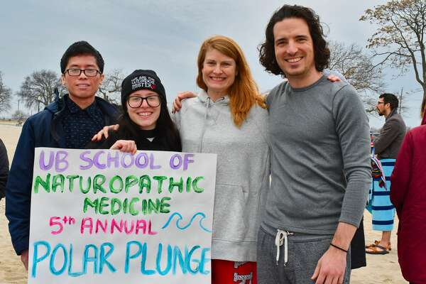 The University of Bridgeport School of Naturopathic Medicine held its 5th Annual Polar Plunge at Seaside Park in Bridgeport on February 25, 2020. Were you SEEN?
