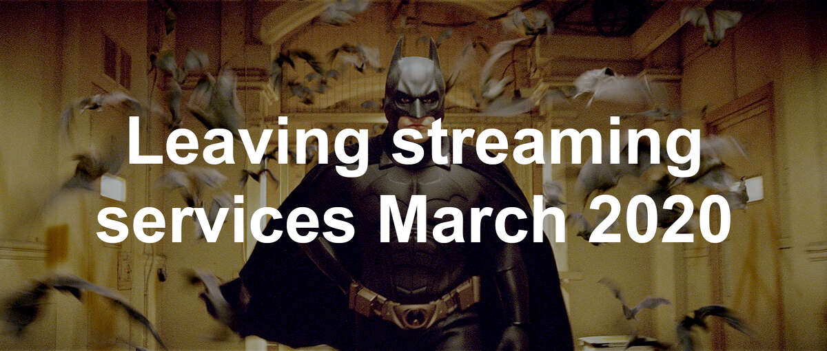 Click through the slideshow to see what is leaving Netflix, HBO, and Hulu in March.