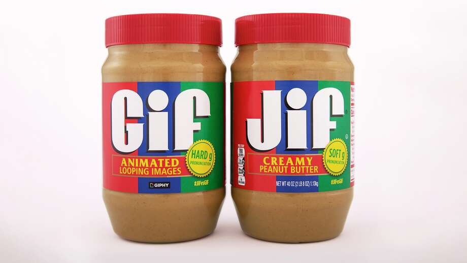 Don't confuse Gif with Jif. The peanut butter maker wants to distinguish itself from the animated looping images on social media. Photo: Jif.com