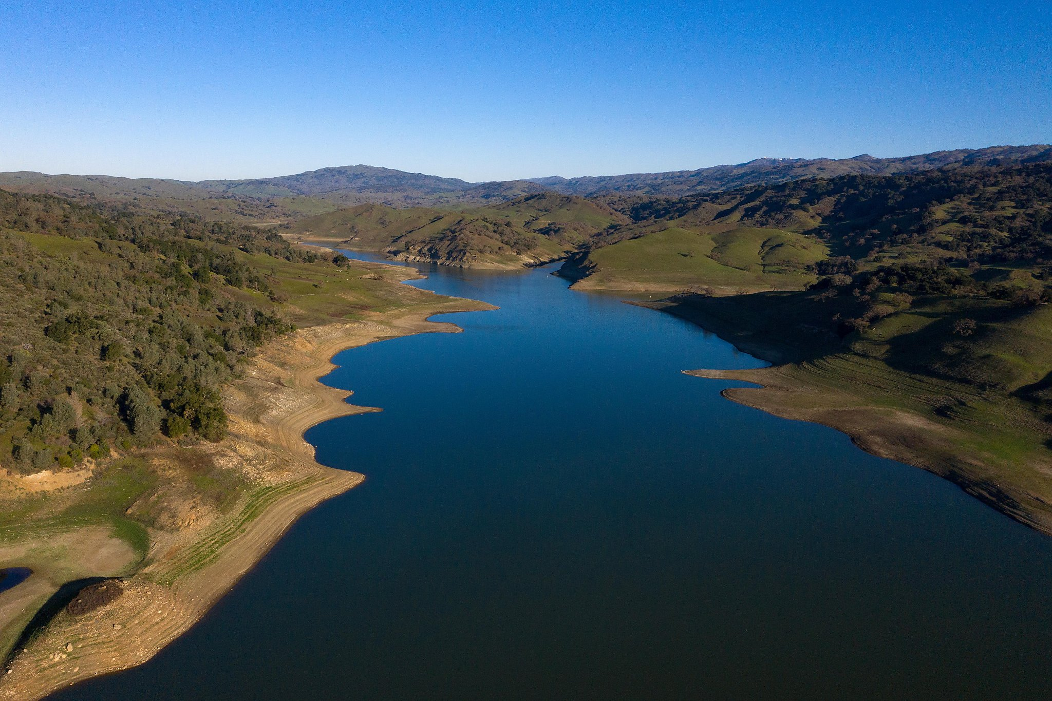 Mandatory water restrictions on the way for millions in the Bay Area