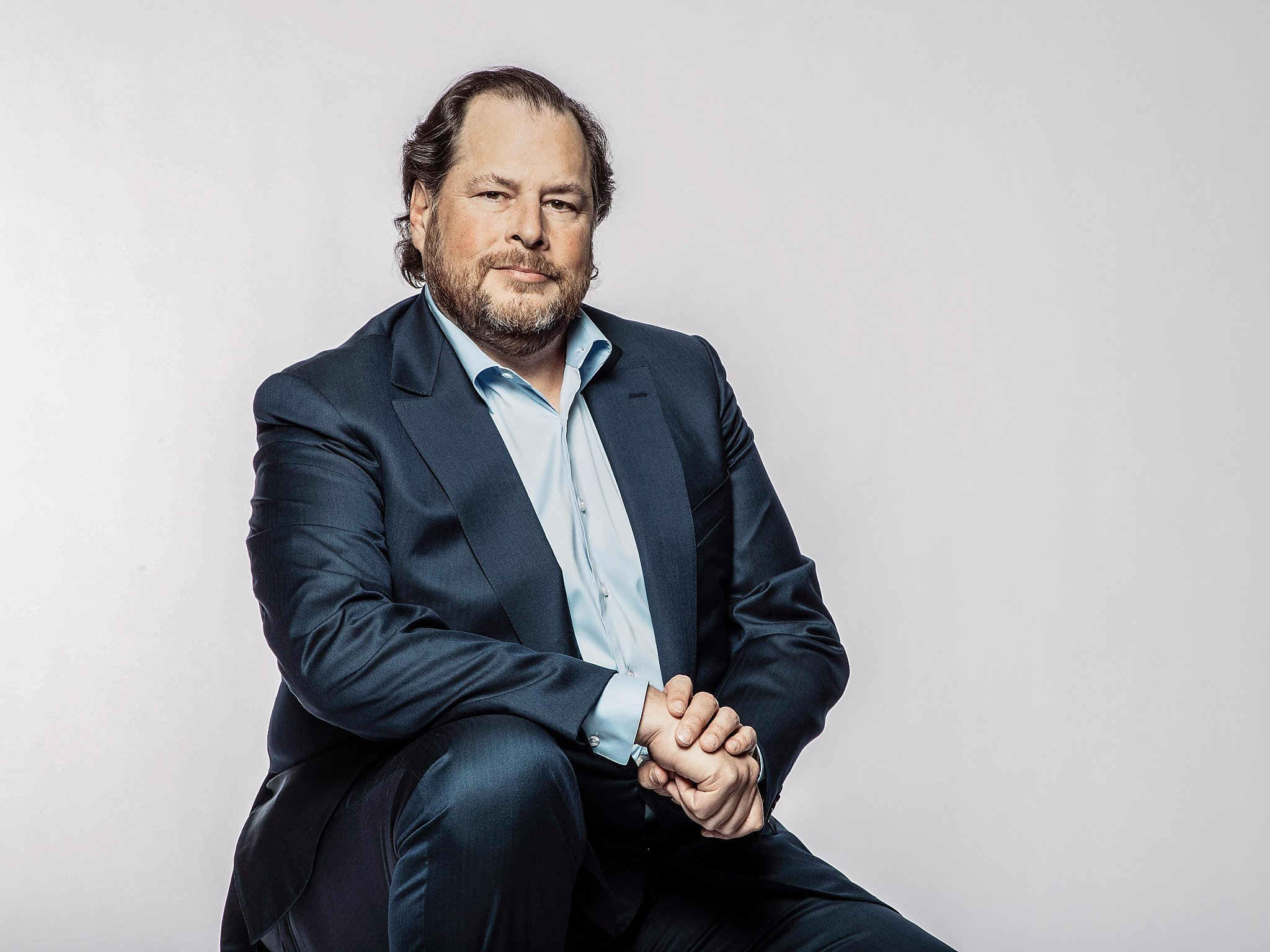Salesforce co-CEO Keith Block steps down, Marc Benioff becomes sole CEO
