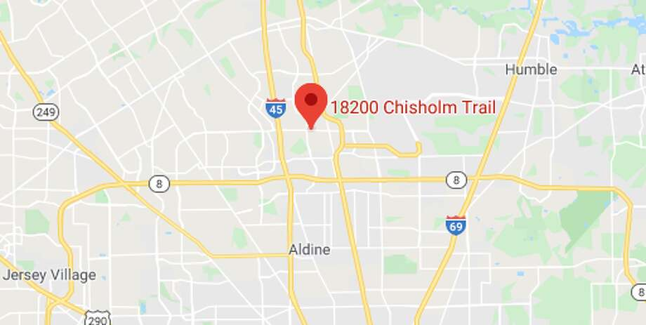 A 10-year-old child was shot Tuesday by a family member at an apartment near Greenspoint, police say. Photo: Google Maps