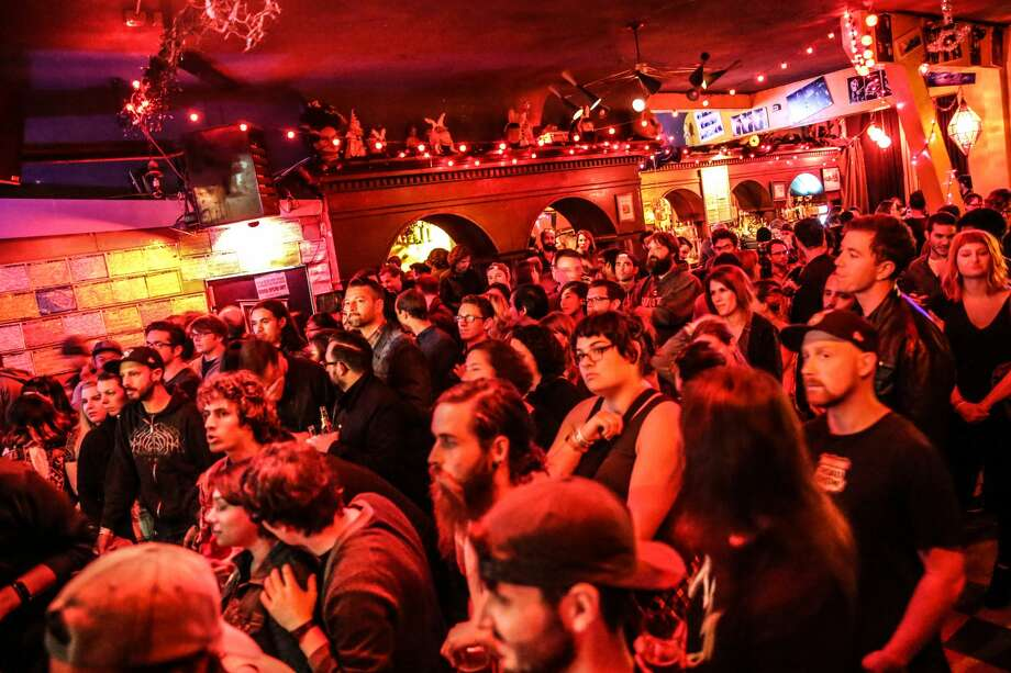 Bottom of the Hill first made a name for itself in the 1990s, booking now-famous indie bands such as The White Stripes and Arcade Fire before they got big. Today, the SF venue is adapting to the changing landscape of its neighborhood, Potrero Hill. Photo: Leslie Hampton