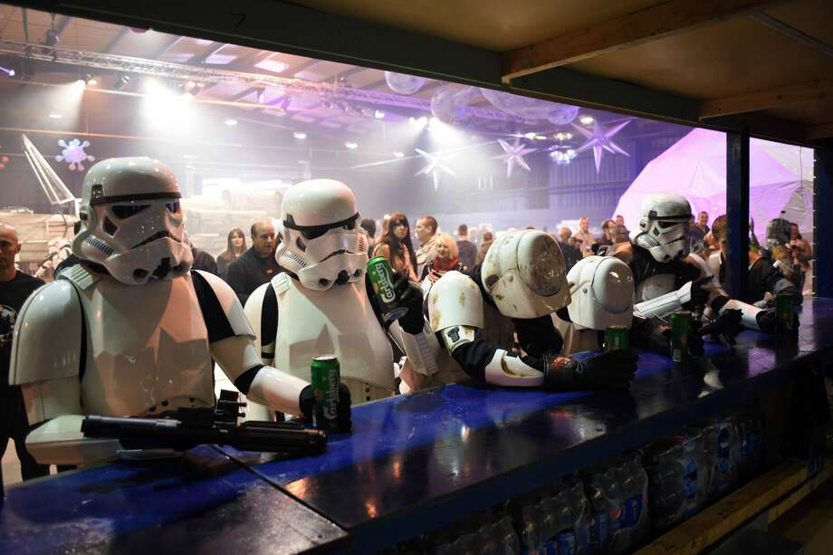 A Star Wars themed beer festival is coming to Seattle this Friday, Feb. 28. Photo:  OLI SCARFF / Stringer / Getty Images