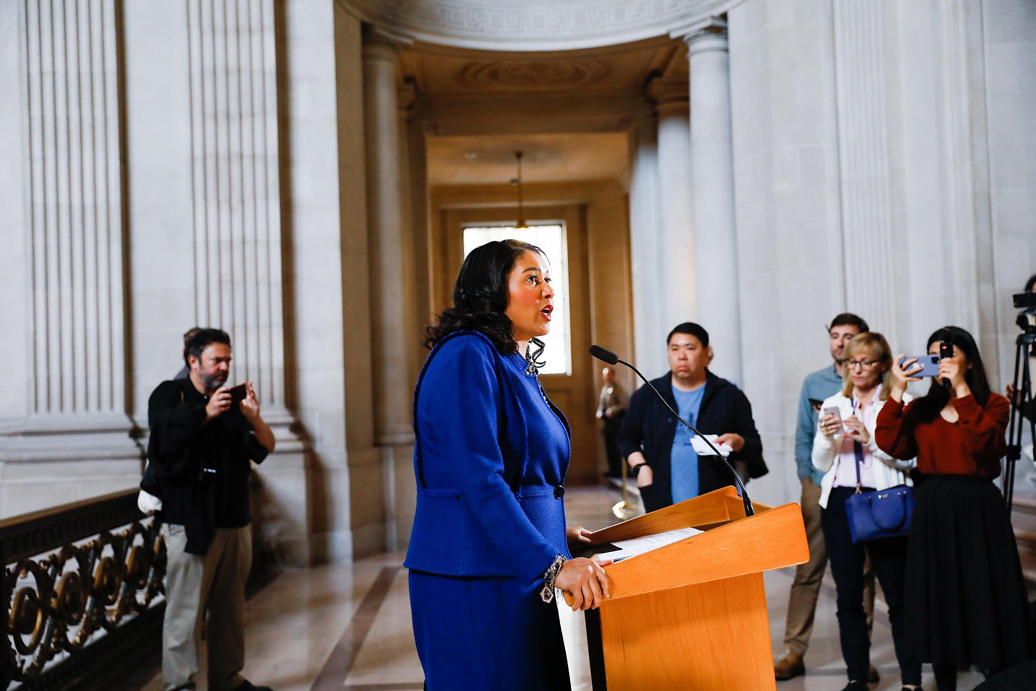 SF Mayor London Breed declares state of emergency
