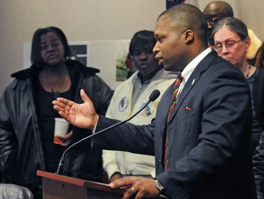Gary Winfield, D-New Haven Photo: File Photo