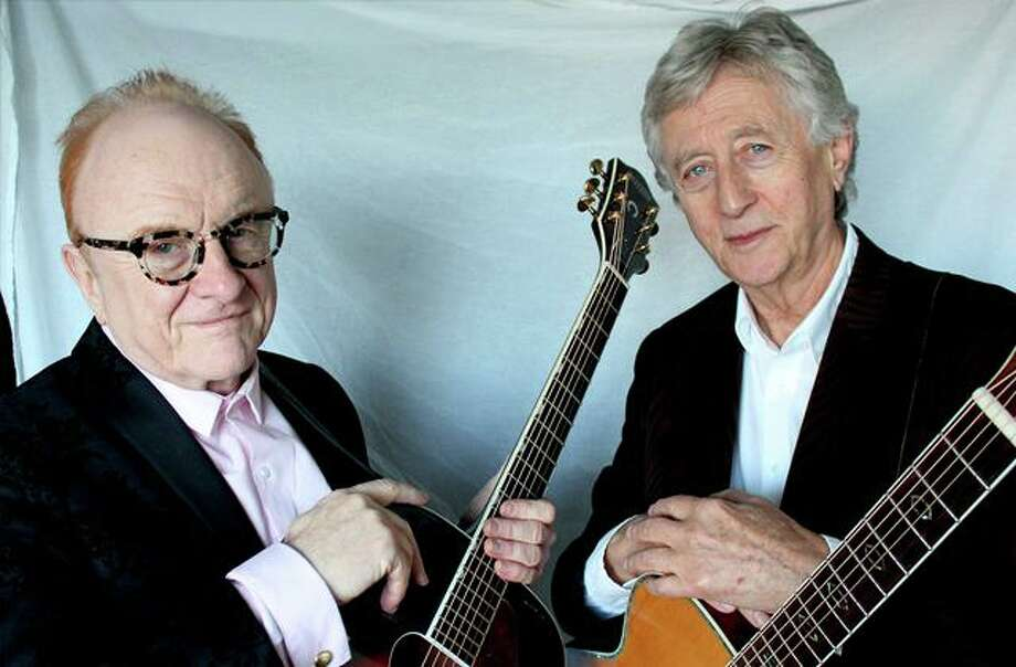 The Katharine Hepburn Cultural Arts Center, has added a second performance added for Peter Asher and Jeremy Clyde at 7 p.m. March 1. The duo's Feb. 29 concert is sold out. Photo: Contributed Photo
