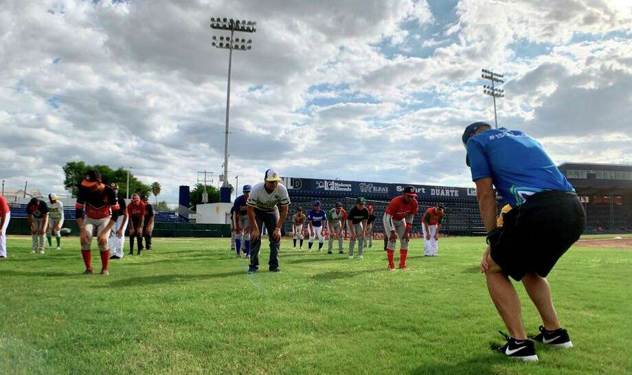 The Tecolotes Dos Laredos will hold an open tryout at 5 p.m. Friday at Parque La Junta in Nuevo Laredo Photo: Courtesy Of The Tecolotes Dos Laredos