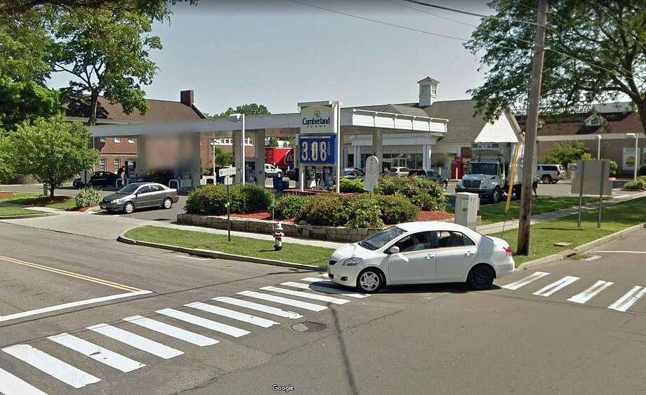 A Fairfield man is $100,000 richer after having beaten the big odds in a CT Lottery game. James McDonald's Cash 5 ticket matched five numbers to win the game's biggest prize. He purchased the ticket at Cumberland Farms on the Post Road in downtown Fairfield. Photo: Google Street View Image