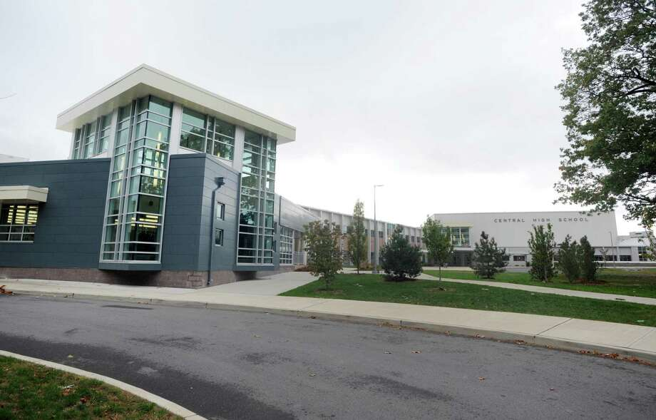 File photo of Central High School in Bridgeport, Conn. Photo: Hearst Connecticut Media File Photo / Connecticut Post