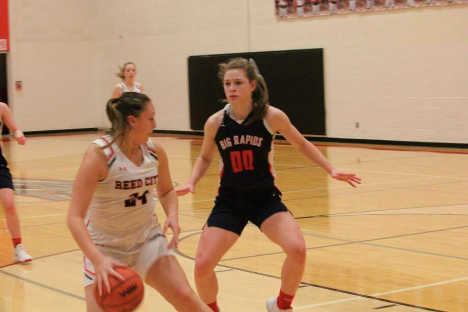 Big Rapids junior Megan Mackall and her teammates will bid for two wins this week to take the CSAA Gold title. (Pioneer file photo)