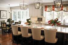 Best kitchen, by Meghan Baltich of Blairhouse Interiors Group, Loudonville.