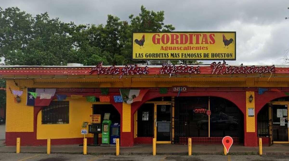 No 8 Gorditas Aquasalientes 3810 Irvington Demerits: 25 Inspection highlights: