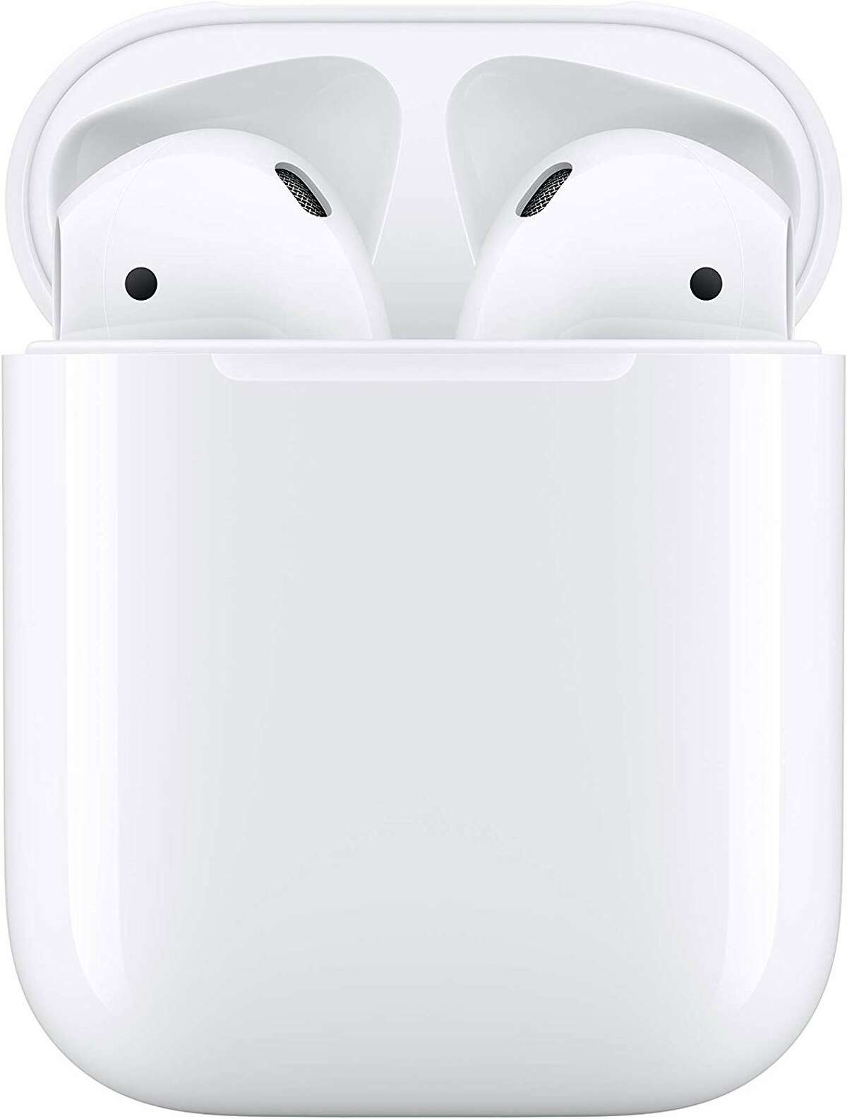 Apple AirPods with Charging Case (Latest Model) for $139.00 at Amazon