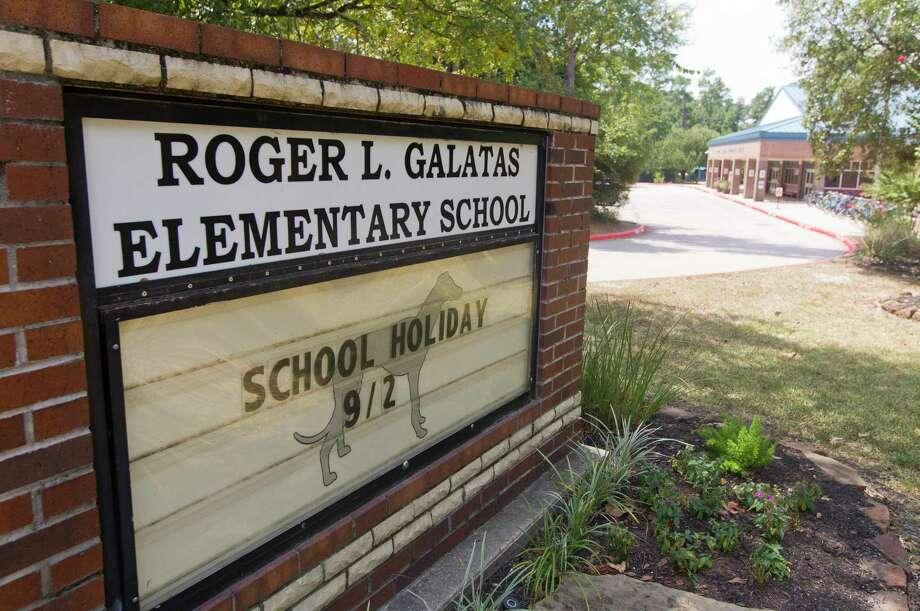 Members of the Galatas Elementary community were disappointed with the board's vote to accept the recommendation from the attendance boundary committee Tuesday. Elementary Scenario A 3.1.2 will be moving 323 students from the Jacob's Reserve neighborhood to Galatas, and moving 146 students from Galatas to Tough Flex. Photo: Jason Fochtman, Houston Chronicle / Staff Photographer / Houston Chronicle
