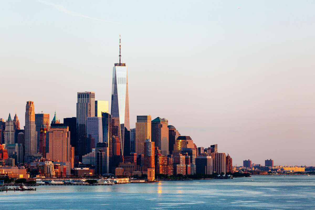 1. New York City, New York