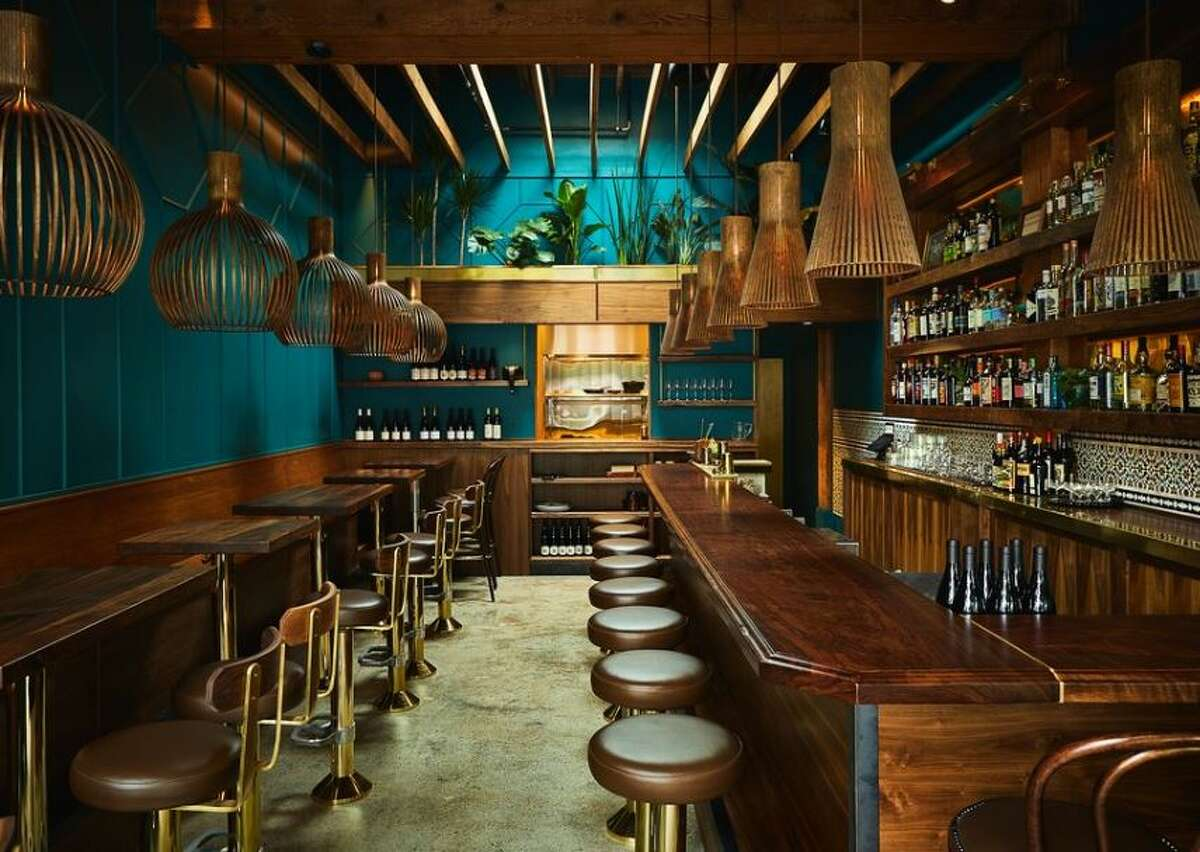 Rupee Bar named nominee for outstanding restaurant design, 75 seats and under.