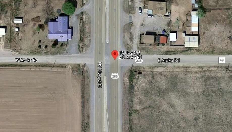 Kaylin Sunshine Hester, 24, was traveling north on U.S. Highway 285 when her Chevrolet Suburban struck the trailer of a 2005 Freightliner, according to the release. Photo: Google Maps