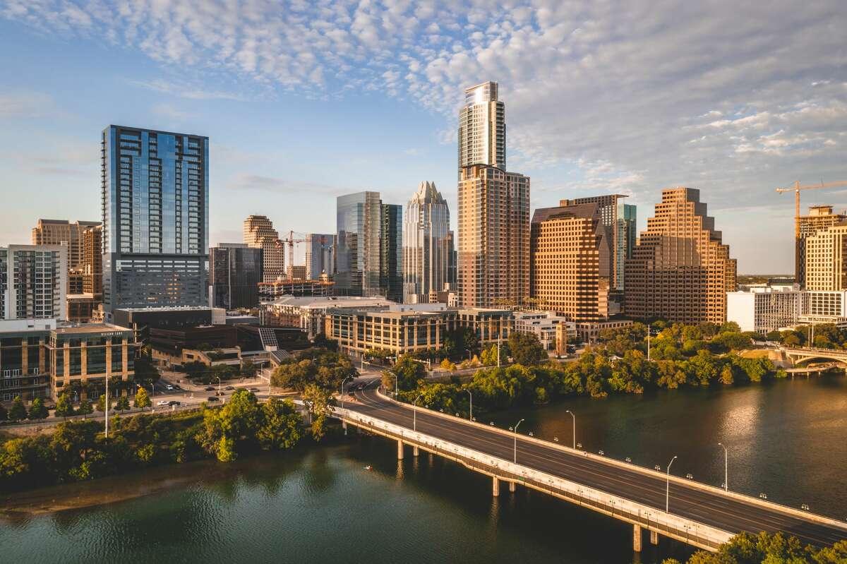 10. Austin, Texas Theft Rate:222.94