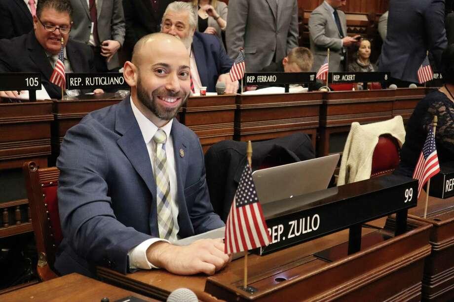 99th District state Rep. Joe Zullo, R-East Haven Photo: Courtesy Of Joe Zullo Campaign