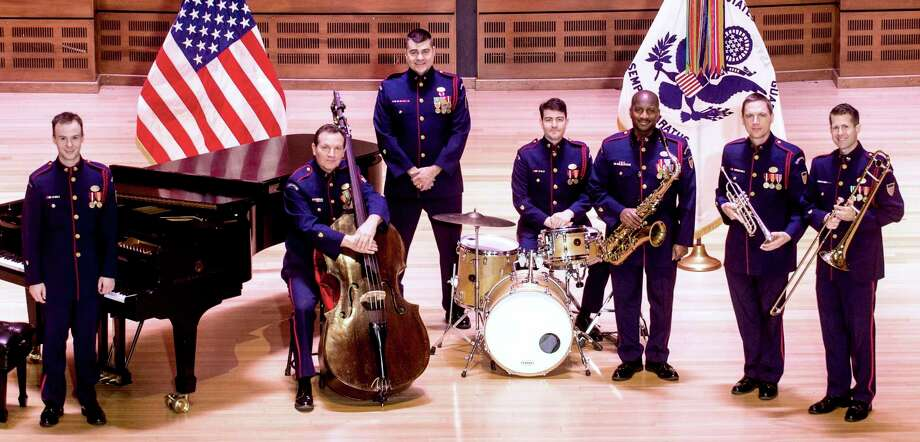 The U.S. Coast Guard Dixieland Jazz Band will be in concert at the Regional Center for the Arts (RCA), on Sunday, March 8, at 3 p.m. The band has played its New Orleans-flavored music at concerts and festivals across the U.S. and around the world. The opener for the show will be the RCA Jazz Combo. Tickets for the show, which will be in the school's main auditorium, 23 Oakview Drive in Trumbull, are free, but reservations are suggested to ensure seating. Call 203-365-8930 to reserve tickets. For more information, visit ces.k12.ct.us/rca. Photo: Contributed Photo