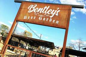 Bentley's Beer Garden will be the newest addition to the vibrant scene at 802 N. Alamo St. It plans to open March 6.