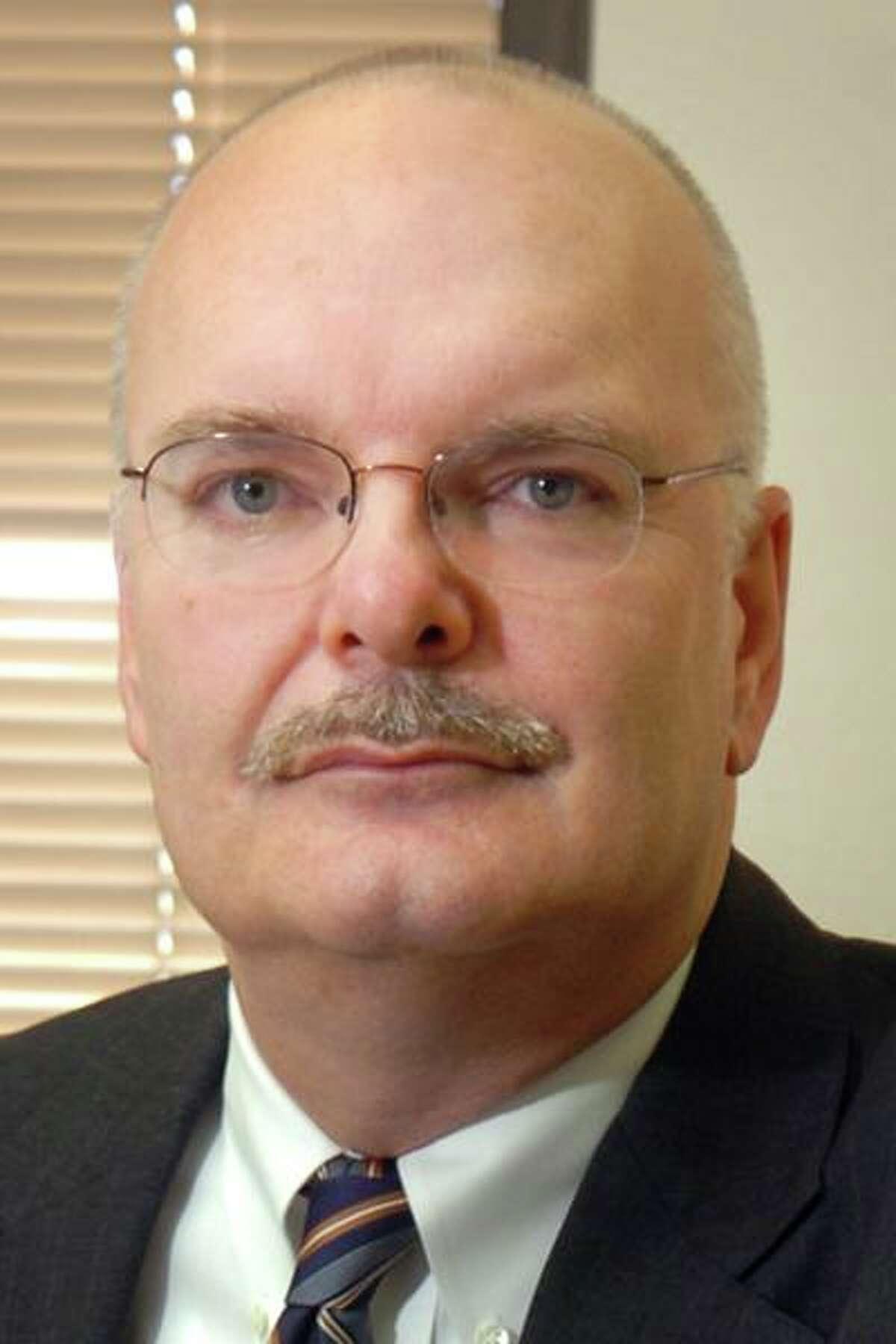 John Smriga retired as Bridgeport state's attorney in February.