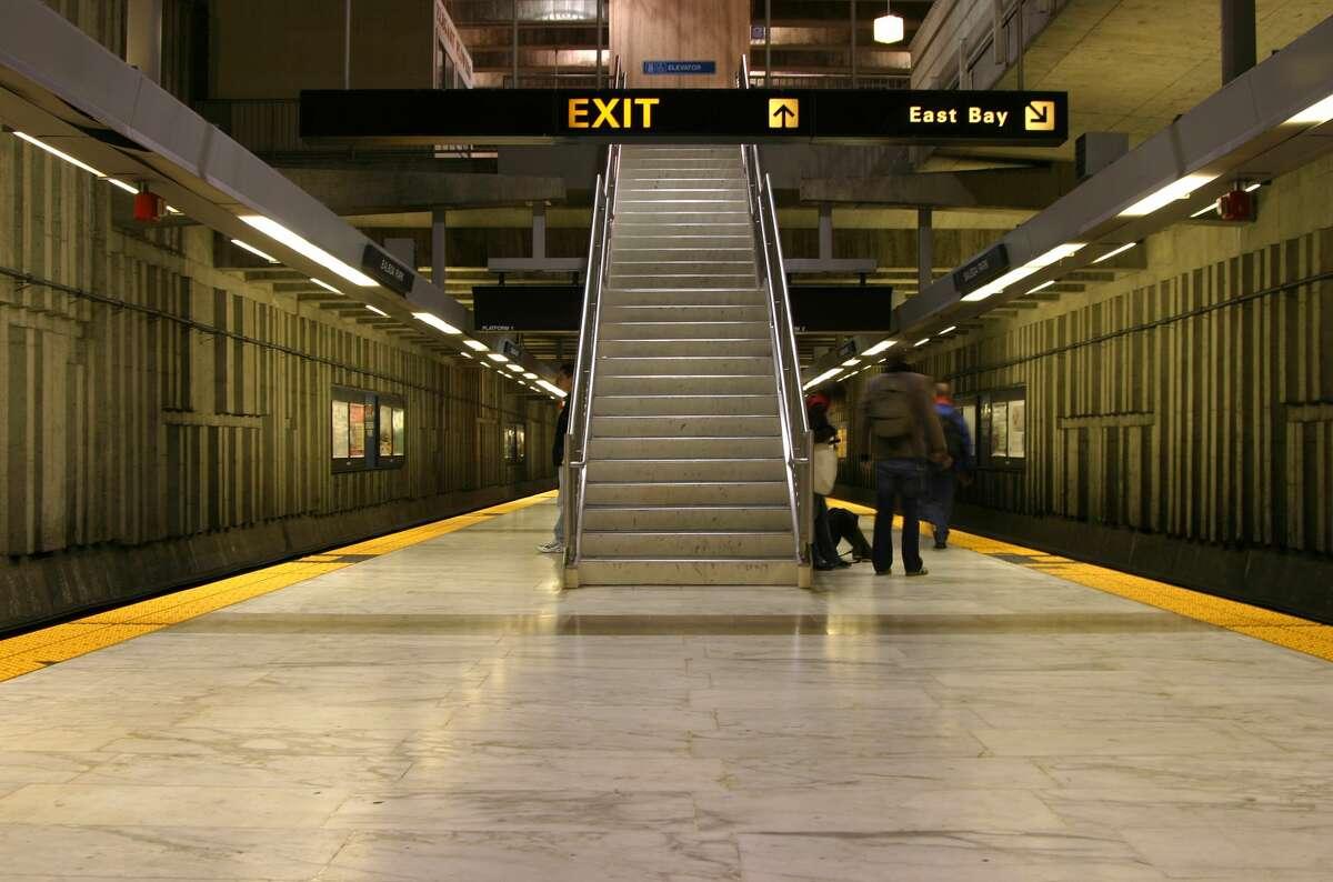 Bay Area Rapid Transit.