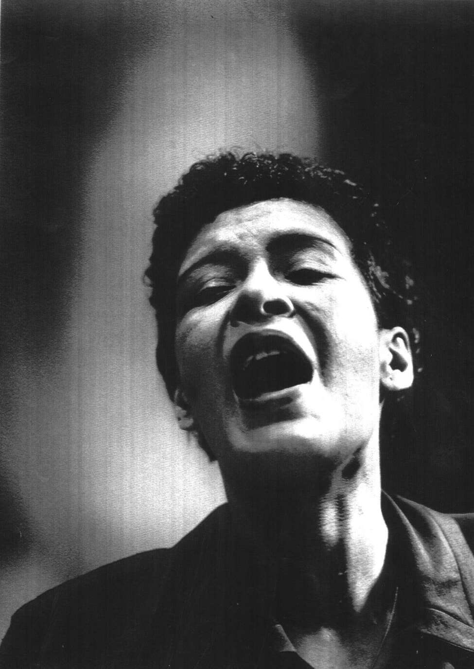 SAN FRANCISICO--Billie Holiday, jazz singer.