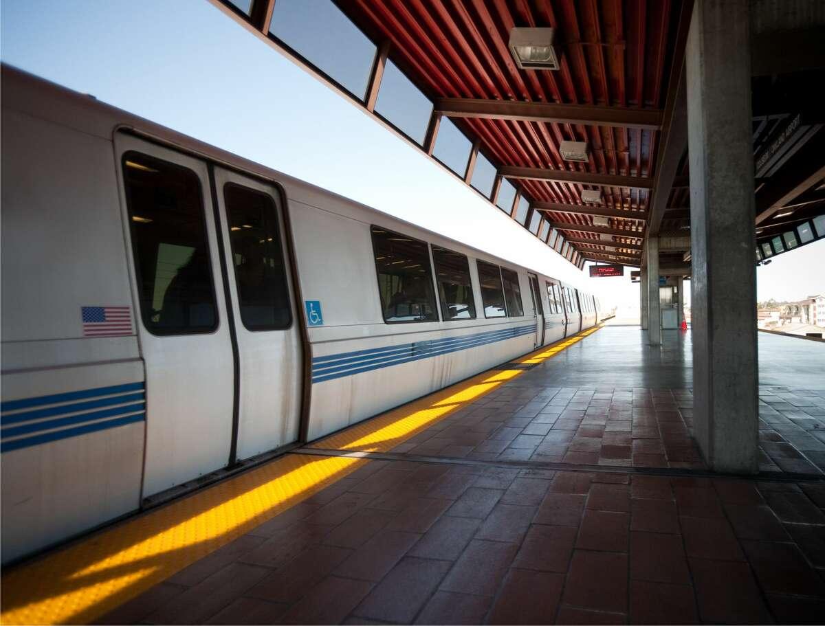 Bay Are Rapid Transit.
