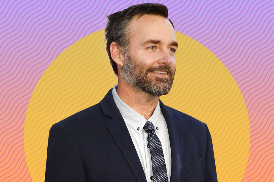 "Bay Area-raised SNL and film star Will Forte appears next in the Irish supernatural dark comedy ""Extra Ordinary"" as Christian Winter, a washed-up rock star who makes a deal with the devil. Photo: Photo Illustration: Blair Heagerty, SFGate / Photo: Tommaso Boddi, Getty Images"