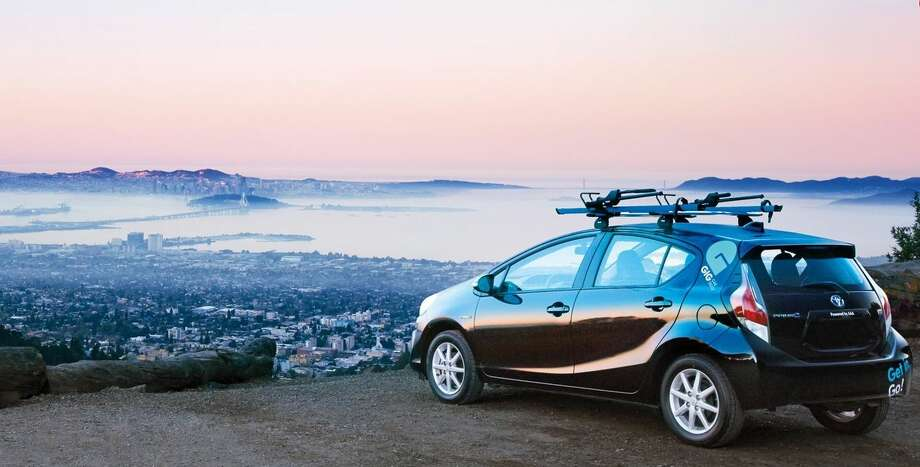 Gig Car Share in the Bay Area. Photo: Gig Car Share